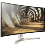 "LG 38UC99-W 38"" WQHD+ IPS Curved UltraWide Professional Monitor"
