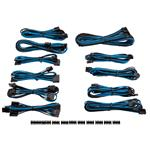 Corsair DC Premium Sleeved Cable Pro Kit Type 4 Gen 3 - Blue/Black