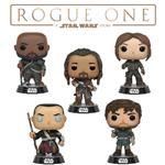 Star Wars: Rogue One - Rebellion Pop! Vinyl Figure Bundle
