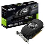 ASUS GeForce GTX 1050 Ti Phoenix 4GB Video Card