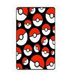 Pokemon Pokeball Throw Blanket