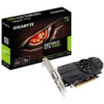 Gigabyte GeForce GTX 1050 Ti OC 4GB Low Profile Video Card