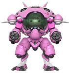 "Overwatch - D.Va with MEKA 6"" Pop! Vinyl"
