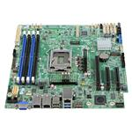 Intel S1200SPLR Socket-H4 LGA1151 Micro-ATX Server Motherboard
