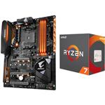 Bundle Deal: Gigabyte AX370 Gaming K7 AM4 Motherboard + AMD Ryzen 7 1800X CPU