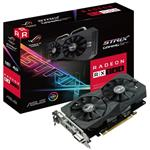 ASUS AMD Radeon RX 560 16CU ROG Strix Gaming OC 4GB Video Card