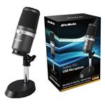 AVerMedia AM310 Uni-directional Condenser USB Microphone