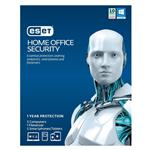 ESET Home Office Security Pack - File Security + 5 Seats + 5 Mobile 1 Year
