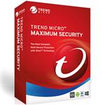 Trend Micro Maximum Security 2017 1-4 Devices for 24 Month - Digital Download