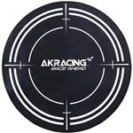 AK Racing Circular Chair Mat - Black