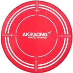 AK Racing Circular Chair Mat - Red