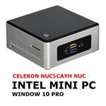 Intel NUC Mini PC - NUC5CPYH Celeron (8GB/240GB) Win10 Pro