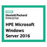 HPE Microsoft Windows Server 2016 (4-Core) Standard Add Licence SW
