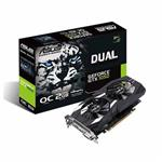 ASUS Dual Series GeForce GTX 1050 OC Edition 2GB GDDR5 Video Card