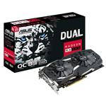 ASUS Radeon RX 580 Dual Series OC 8GB Video Card
