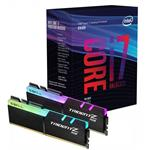 Bundle Deal: Intel Core i7 8700K Hex Core + G.Skill Trident Z RGB 16GB 3200Mhz