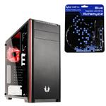 Bundle Deal: Bitfenix Nova TG Mid-Tower Case + Bitfenix Alchemy Blue LED Strip