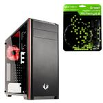 Bundle Deal: Bitfenix Nova TG Mid-Tower Case + Bitfenix Alchemy Green LED Strip