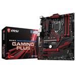 MSI B360 GAMING PLUS LGA 1151-2 ATX Motherboard