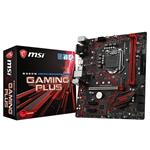 MSI B360M GAMING PLUS LGA 1151-2 Micro ATX Motherboard