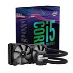Bundle Deal: Intel Core i5 8600K CPU Processor + Corsair Hydro Series H100i v2