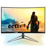 "Philips M-Line 328M6FJRMB Curved 32"" FreeSync 144Hz QHD HDR400 LED Monitor"