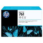 HP761 400ML DesignJet Ink Cartridge - Grey (CM995A)