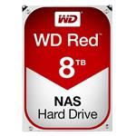 "WD WD80EFAX 8TB Red 3.5"" IntelliPower SATA NAS Hard Drive"