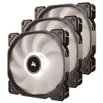 Corsair AF Series AF120 LED (2018) 120mm Fan - White - 3 Pack