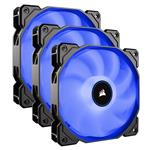 Corsair AF Series AF120 LED (2018) 120mm Fan - Blue - 3 Pack