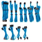 Corsair Premium Individually Sleeved PSU Cables Pro Kit - Blue