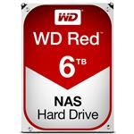 "WD WD60EFAX 6TB Red 3.5"" IntelliPower SATA NAS Hard Drive"