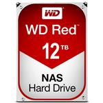 "WD WD120EFAX 12TB Red 3.5"" IntelliPower SATA NAS Hard Drive"