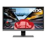 "BenQ EL2870U 28"" 4K UHD HDR FreeSync 1ms Gaming Monitor"