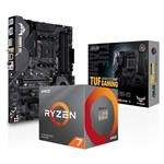 Bundle Deal: AMD Ryzen 7 3700X CPU + ASUS TUF Gaming X570 Plus WiFi Motherboard