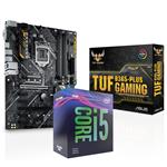 Bundle Deal: Intel Core i5 9400F CPU + ASUS TUF B365-PLUS GAMING ATX Motherboard