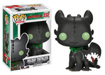 How to Train Your Dragon - Xmas Toothless Pop! Vinyl Figure