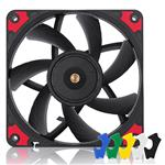 Noctua NF-A12x15 120mm chromax.black.swap Slim PWM Fan