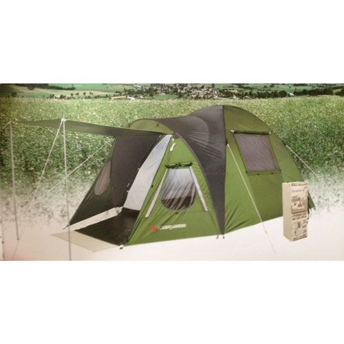 Caribee Kestrel 5 Large C&ing Tent 5 Person Capacity (7042) - 0  sc 1 st  Mwave & Caribee Kestrel 5 Large Camping Tent 5 Person Capacity - 7042 ...