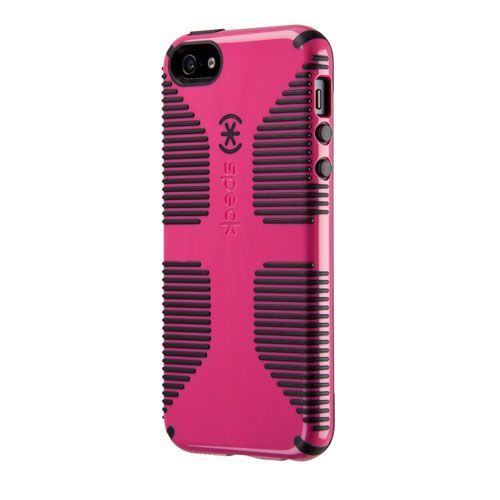 speck iphone 5s case speck candyshell grip for iphone 5 5s pink black 16174
