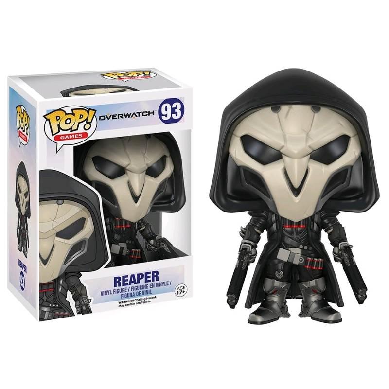 Reaper Overwatch Pop Vinyl