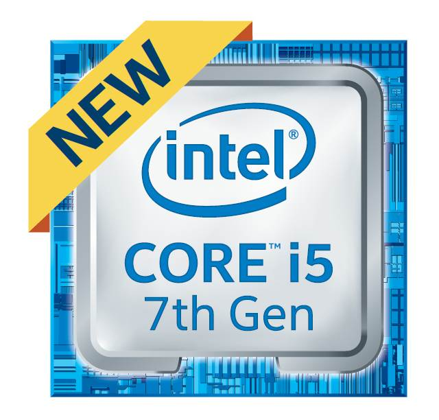 Intel Core i5 7500 Quad Core LGA 1151 3.4 GHz CPU Processor