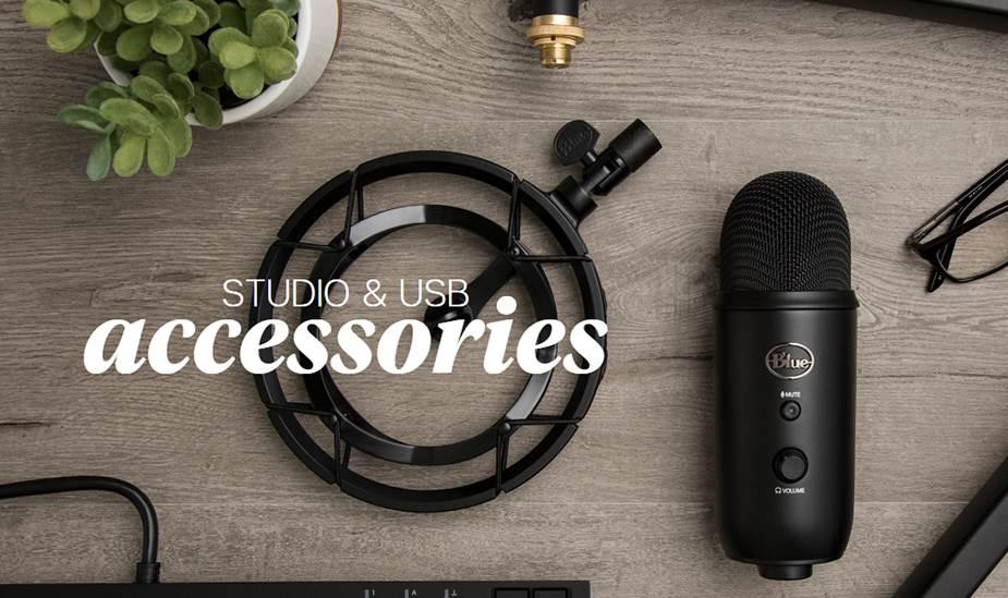 Blue Microphones Radius III Suspension Mount for Yeti / Yeti Pro