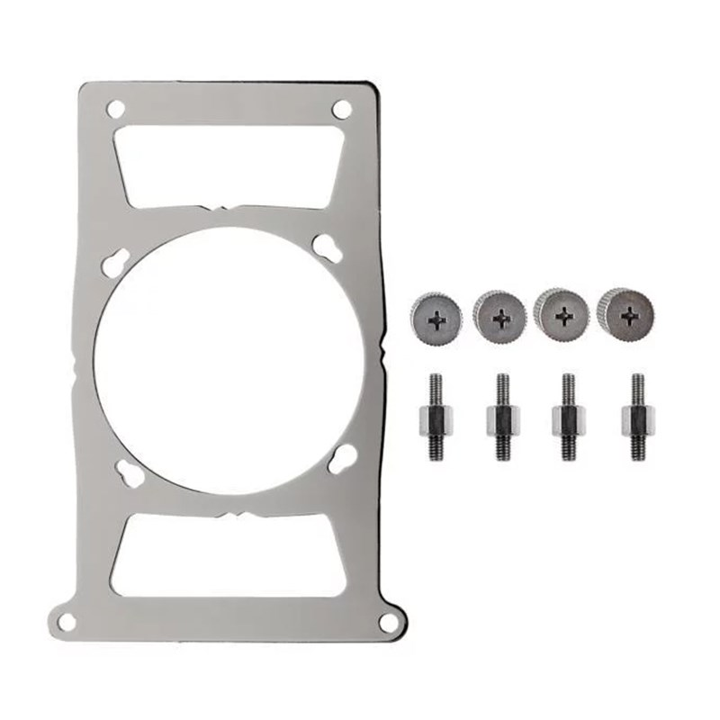 Corsair Hydro Series H100i PRO/H115i PRO/H150i PRO TR4 Mounting Bracket Kit - Desktop Overview