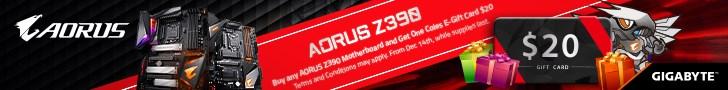 Aorus Gift Card