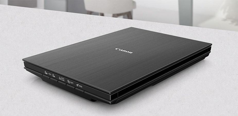 Canon CanoScan LiDE 400 Desktop Colour Flatbed Scanner - Desktop Overview 1