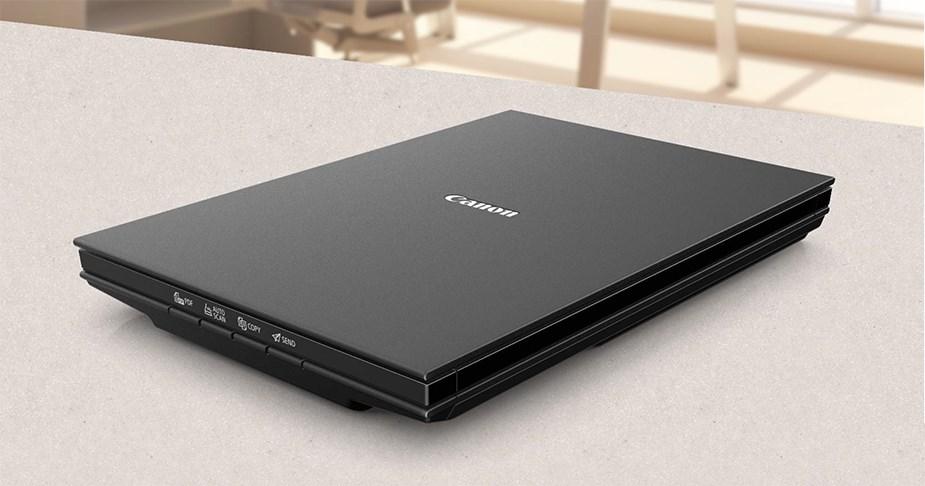Canon CanoScan LiDE 300 Desktop Colour Flatbed Scanner - Desktop Overvew 1