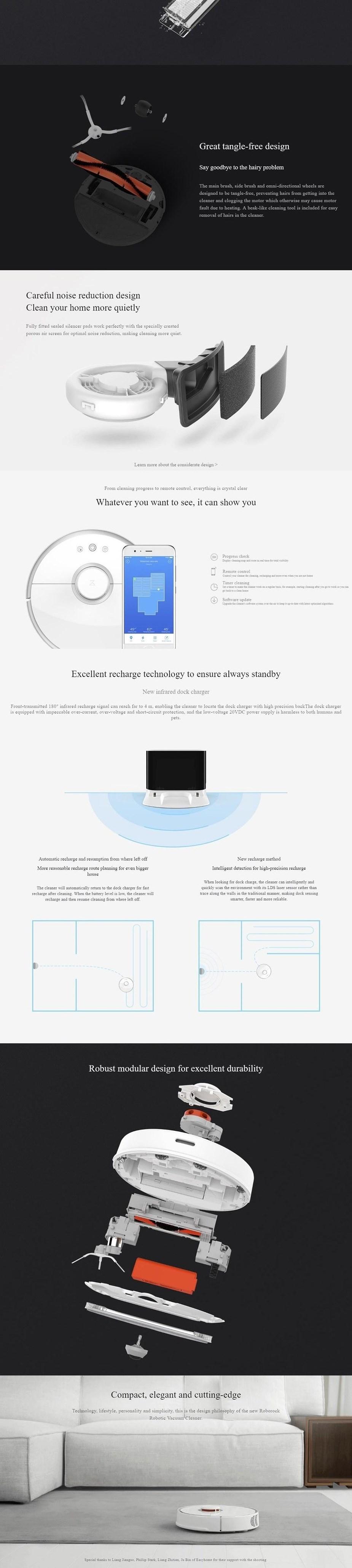 Xiaomi Robot Vacuum 2nd Gen