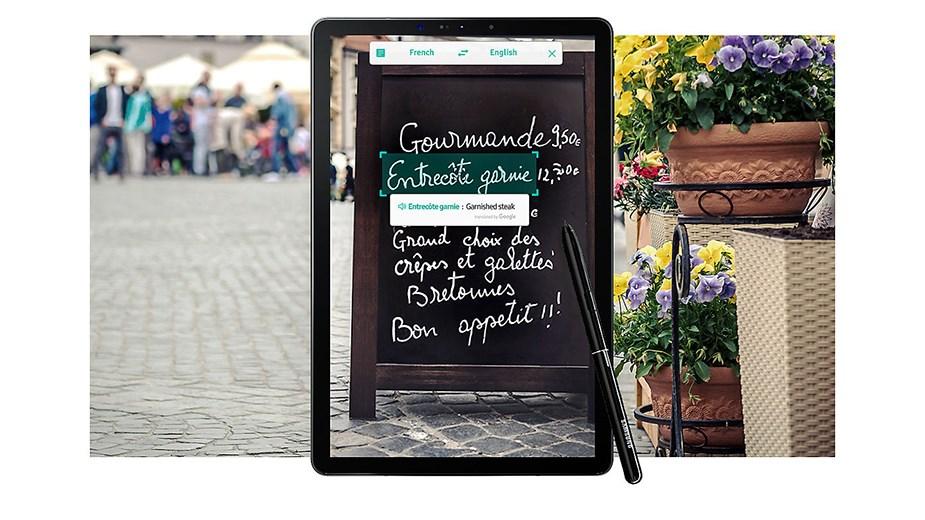 Samsung Galaxy Tab S4 S Pen - Black - Desktop Overview 3