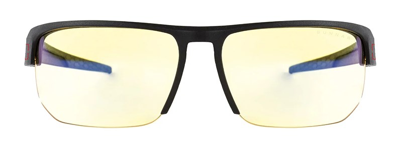 Gunnar Torpedo Amber Onyx Indoor Digital Eyewear - Desktop Overview 1